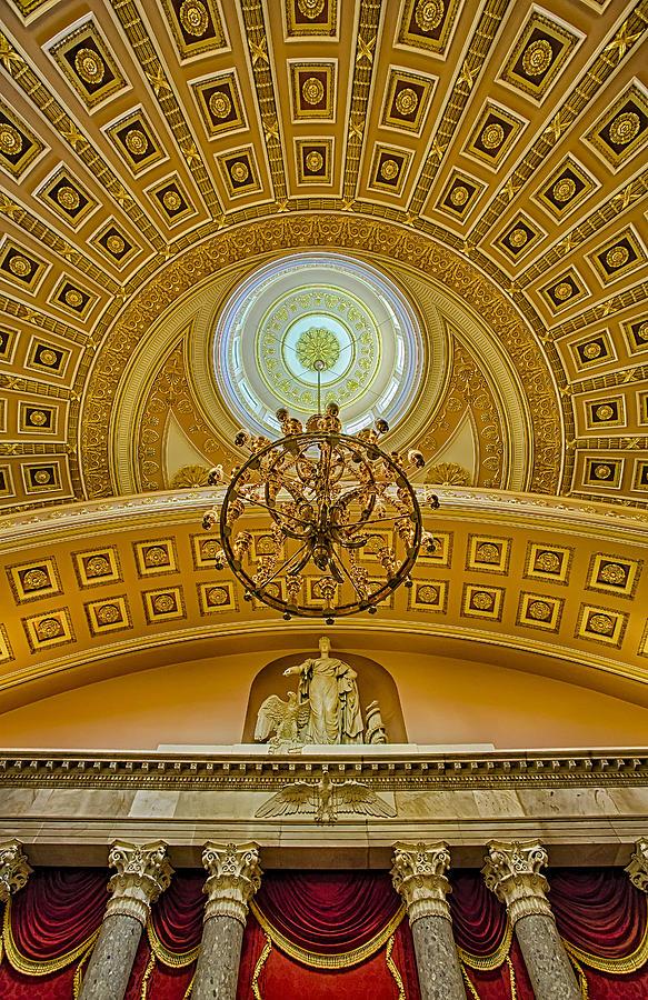 National Statuary Hall Photograph