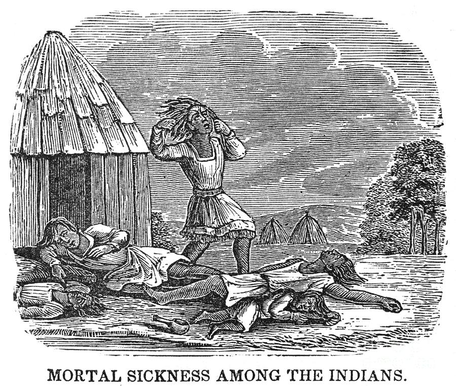 causes of large scale native american deaths There are various worthy reasons for studying native american history  american public witnessed one of the first manifestations of a large-scale native.
