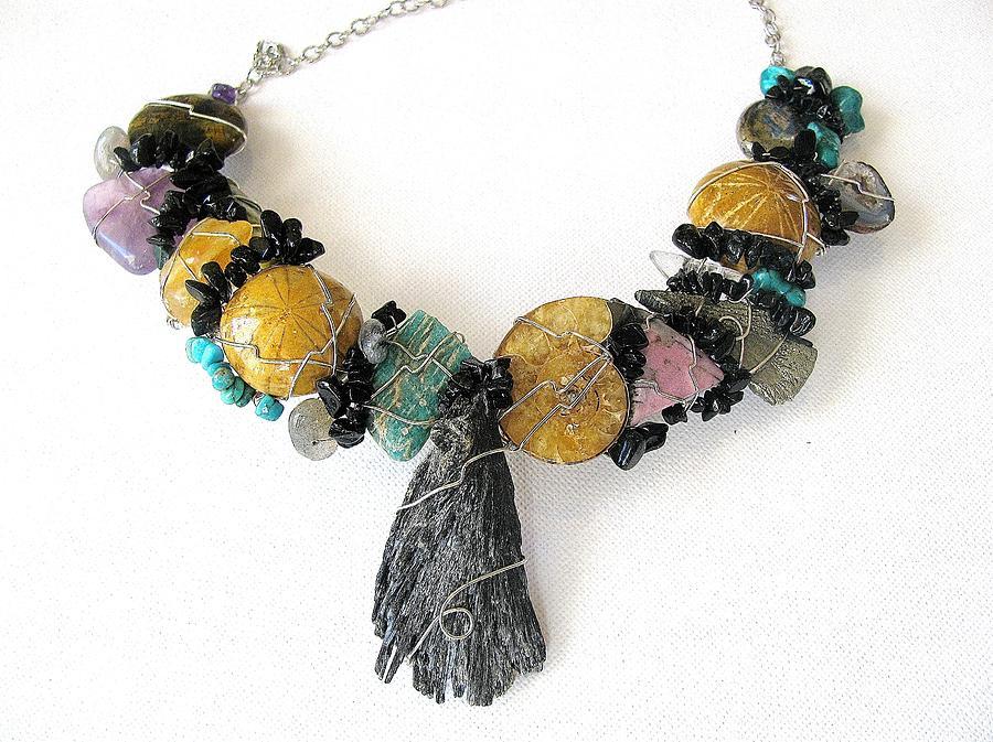Semi Preciouse Stones Jewelry - Natural Beauty by Tareen Rayburn