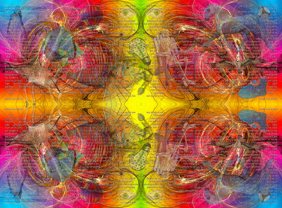 Nature Of Awareness Digital Art