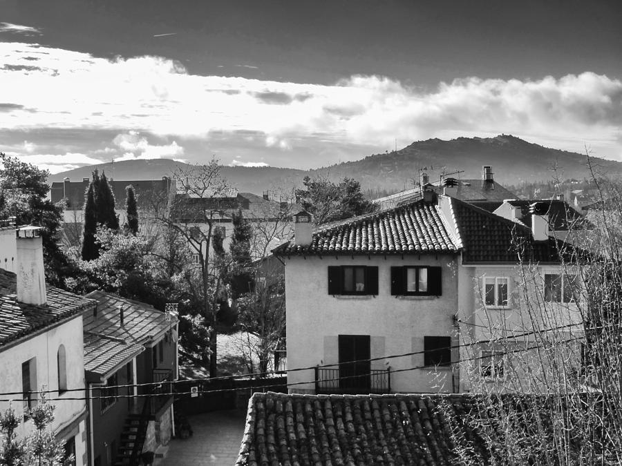 Navacerrada Spain  city pictures gallery : Navacerrada Town Spain is a photograph by Stock Mad which was uploaded ...