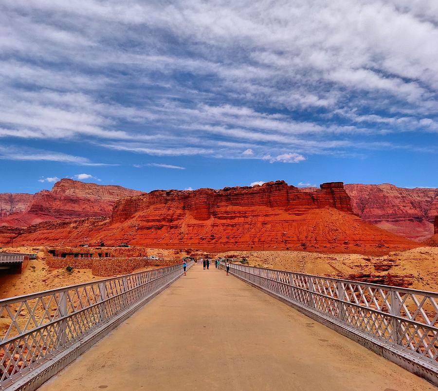 Navajo Bridge Photograph