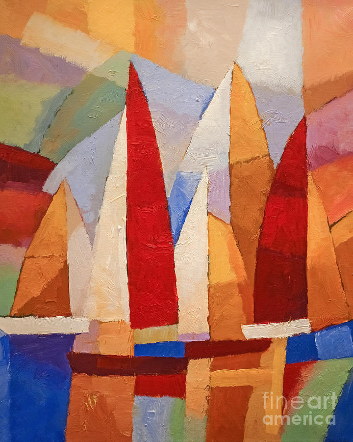 Navigare Painting