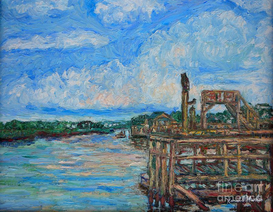 Near Pawleys Island Painting