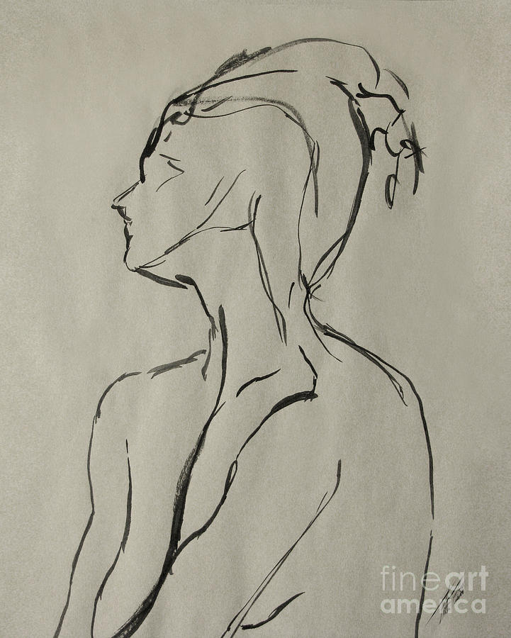 Neckline Drawing
