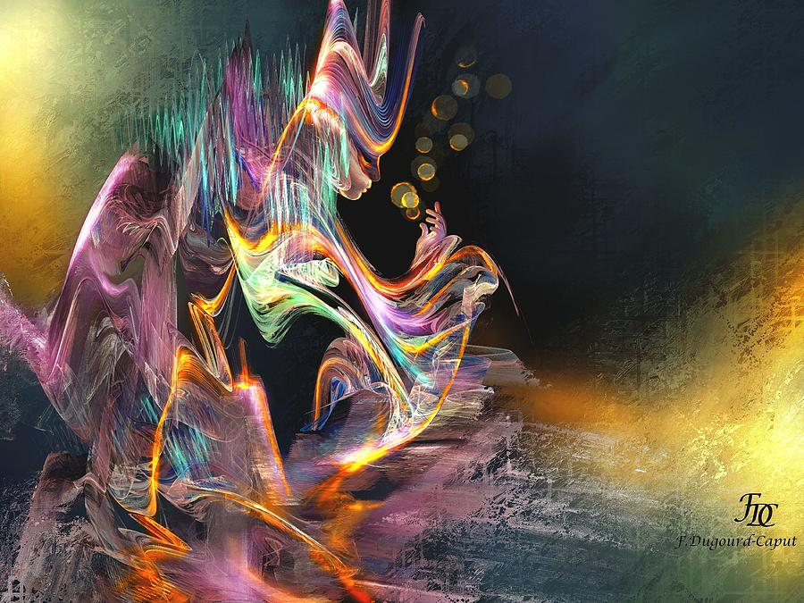 Nefereth Digital Art