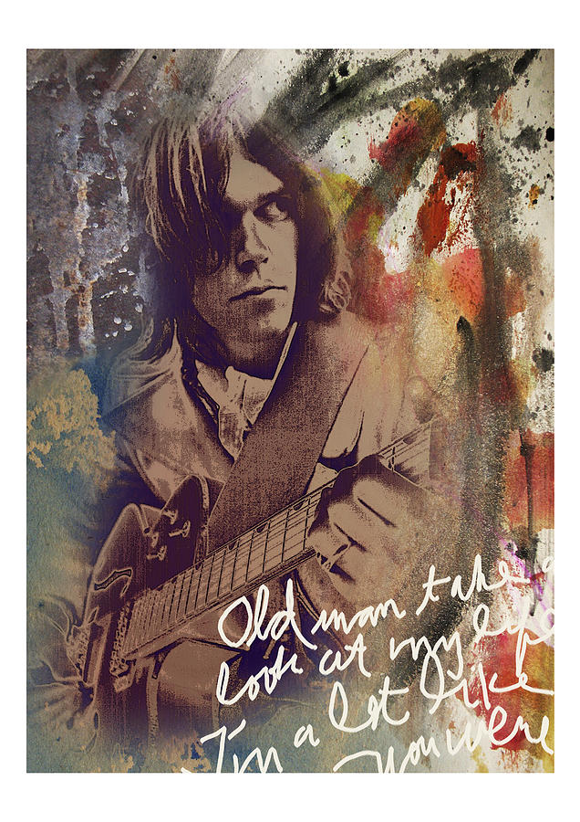 neil young old man tab pdf
