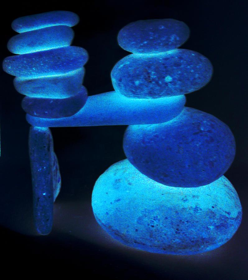 Neon Calming Of Nerves Photograph By Branko Jovanovic