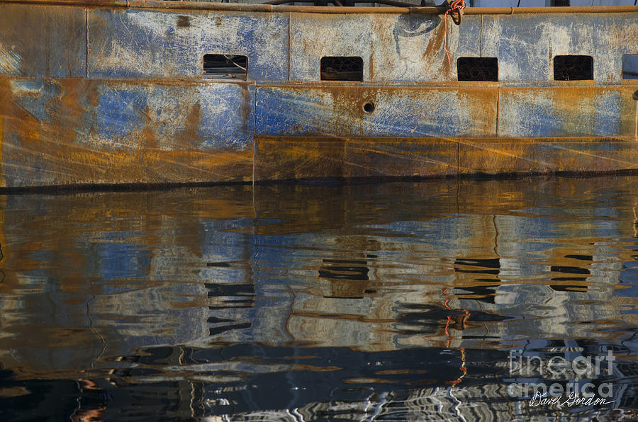 New Bedford Waterfront No. 6 Photograph