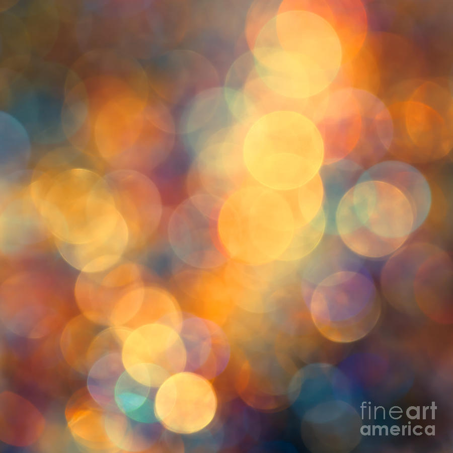 Abstract Photograph - New Beginning by Jan Bickerton
