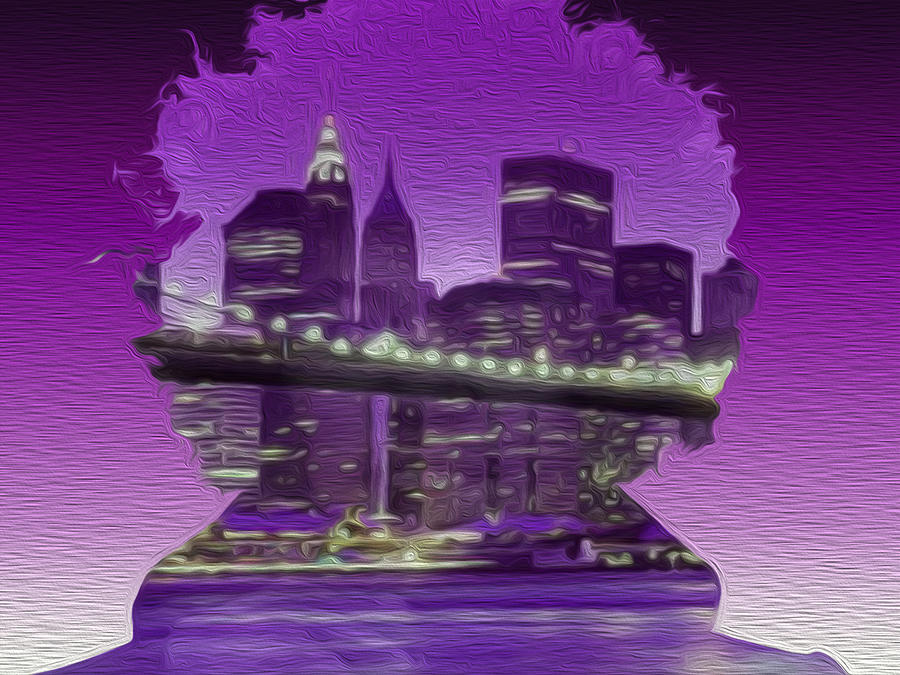 New Hendrix City V2 Digital Art