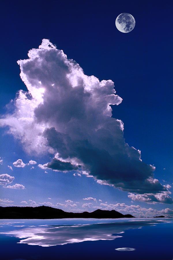New Mexico Sky Photograph