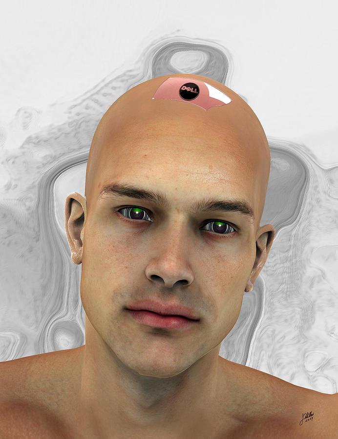 New Model Of Adam Digital Art