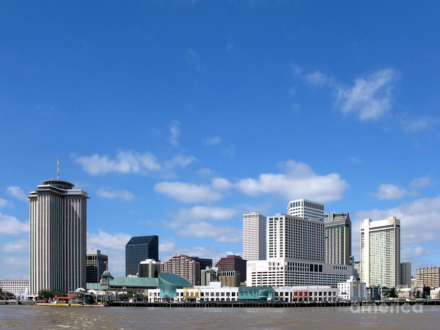 New Photograph - New Orleans Louisiana by Olivier Le Queinec