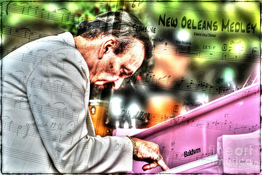 New Orleans Medley Photograph