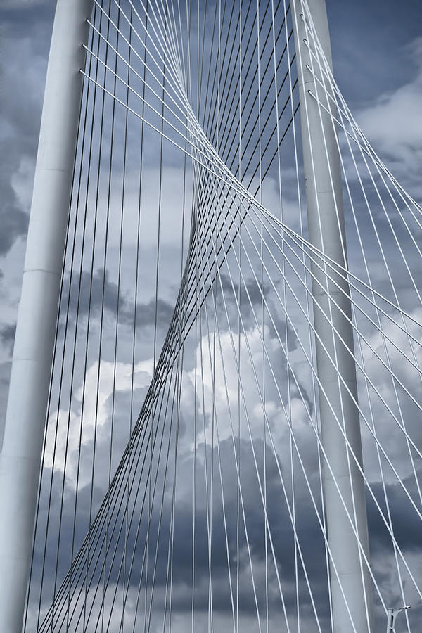 New Skyline Bridge Photograph  - New Skyline Bridge Fine Art Print