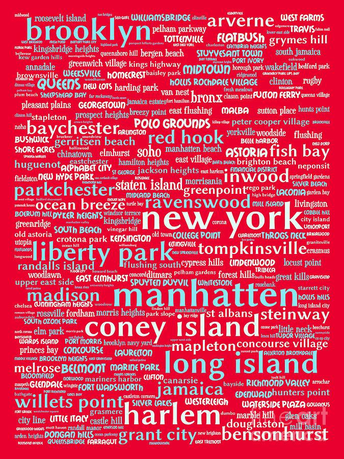 Newyork Digital Art - New York 20130709p120 by Wingsdomain Art and Photography
