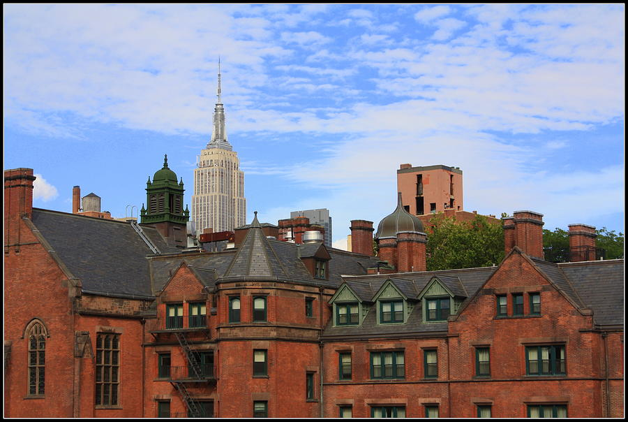 New York City - A View From The Highline Photograph  - New York City - A View From The Highline Fine Art Print