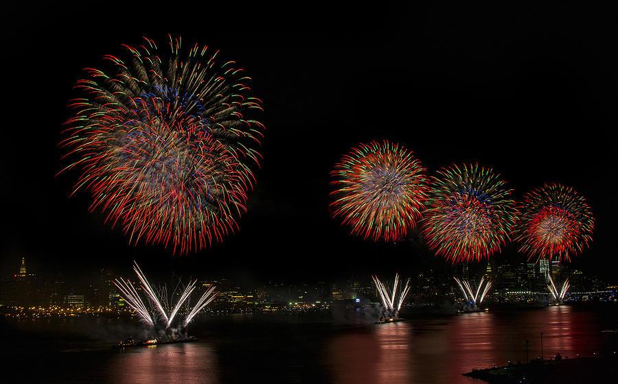 New York City Celebrates The Fourth Photograph