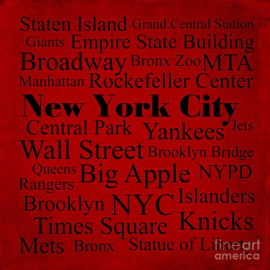 New York City Photograph