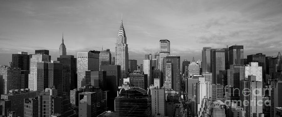 New York Photograph - New York City Skyline by Diane Diederich