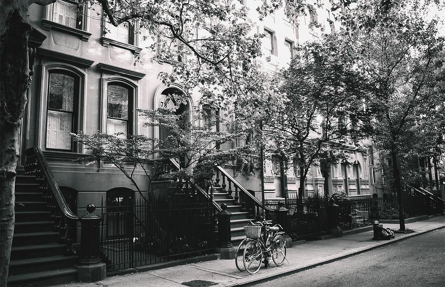 New York City - Summer - West Village Street Photograph