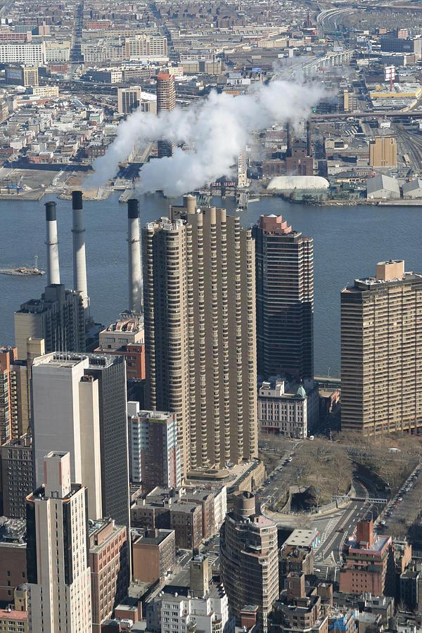 New York City - View From Empire State Building - 121215 Photograph