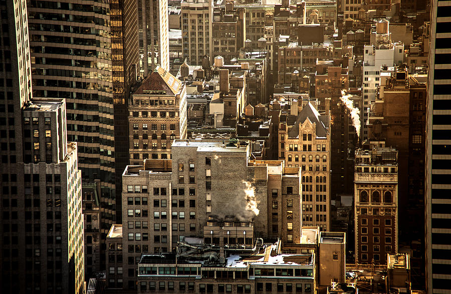 New York Cityscape Photograph