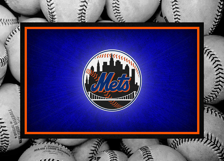 New York Mets Photograph