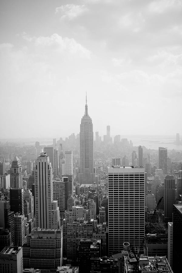 New York Skyline Photograph