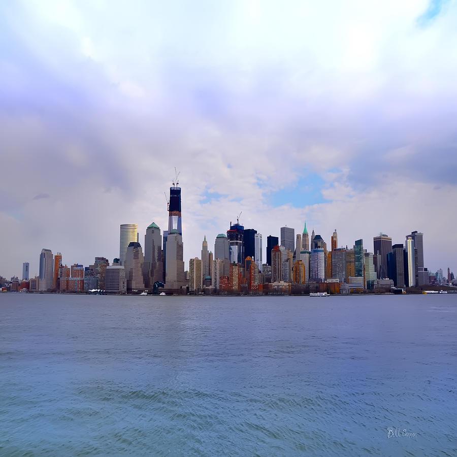 New York - Standing Tall Photograph