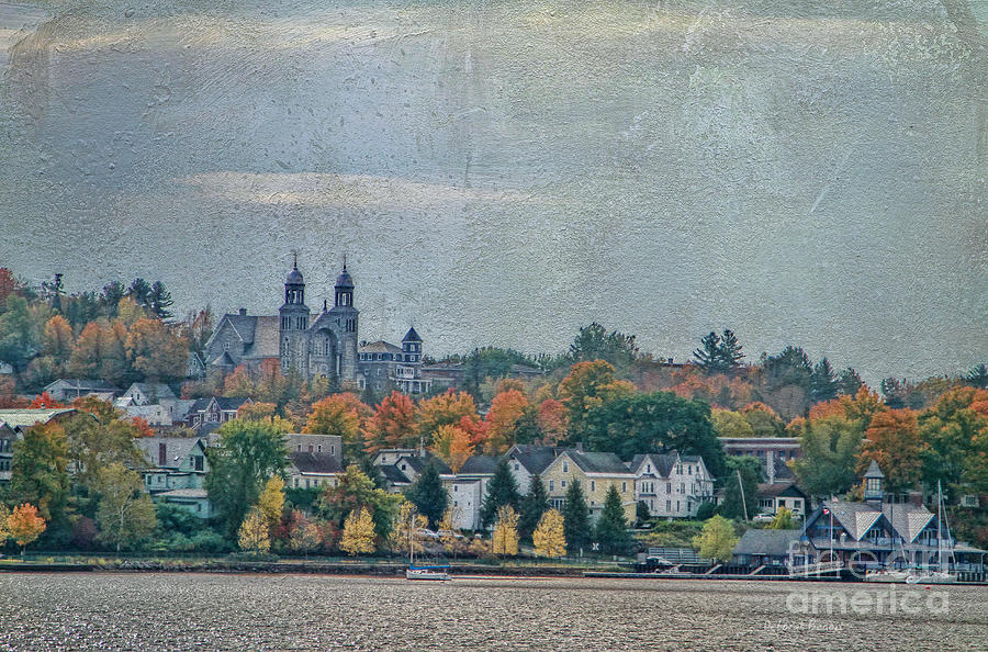 Newport In Autumn Photograph  - Newport In Autumn Fine Art Print
