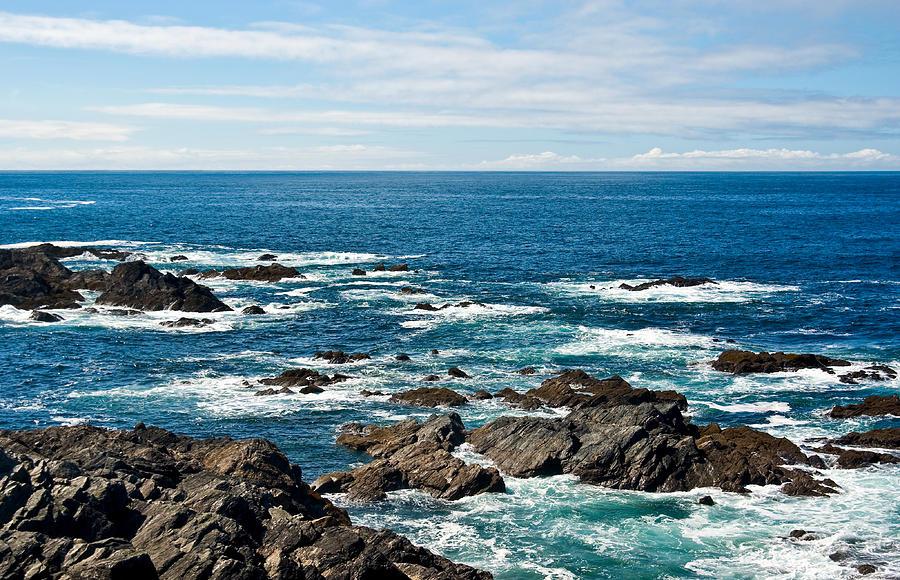 Achill Island Mayo Photograph - Next Stop America by Jane McIlroy