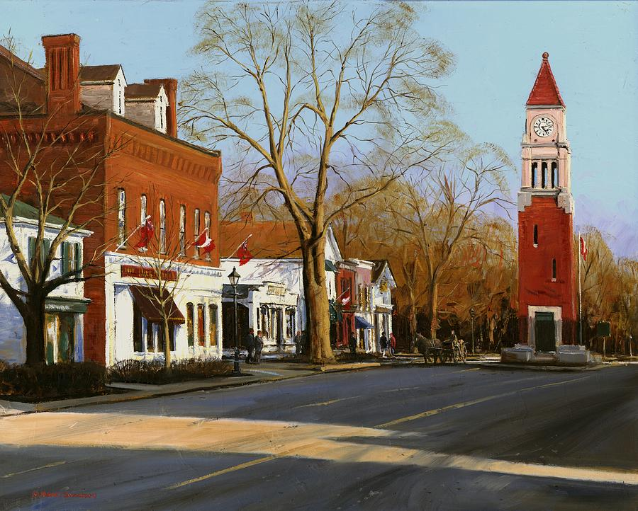 Niagara On The Lake Painting