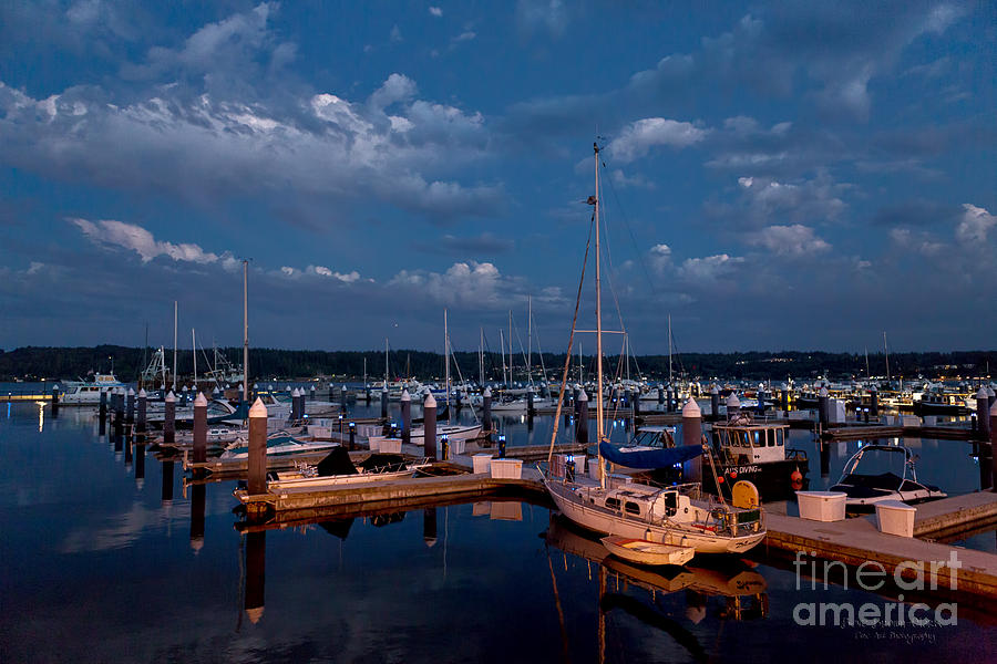 Night Beckons Photograph  - Night Beckons Fine Art Print