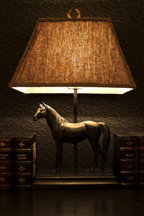 Night Lamp Photograph