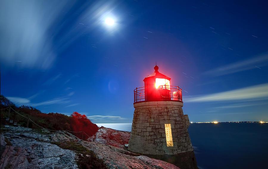 Night Light Photograph