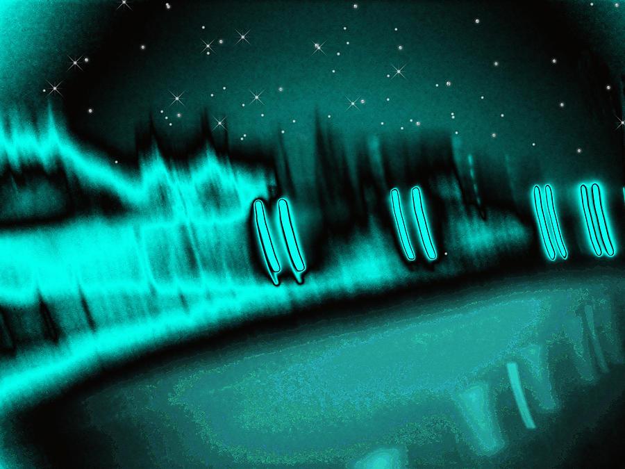 Nightwalkers Digital Art