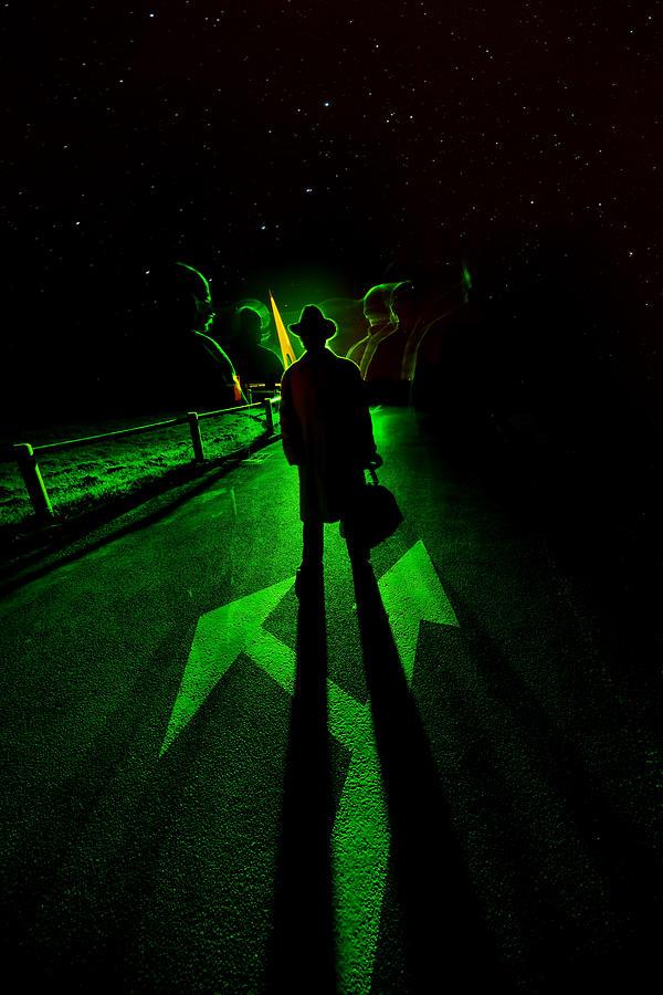 Nightwalker Photograph