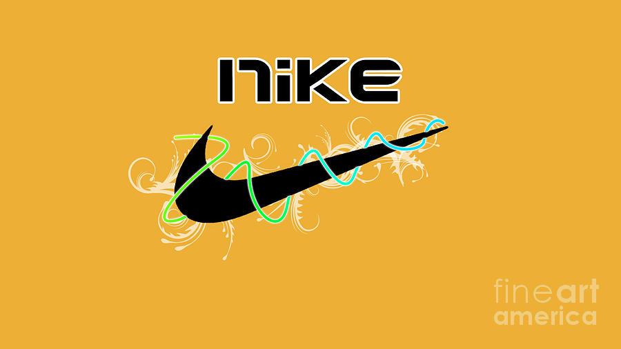 Nike Digital Art