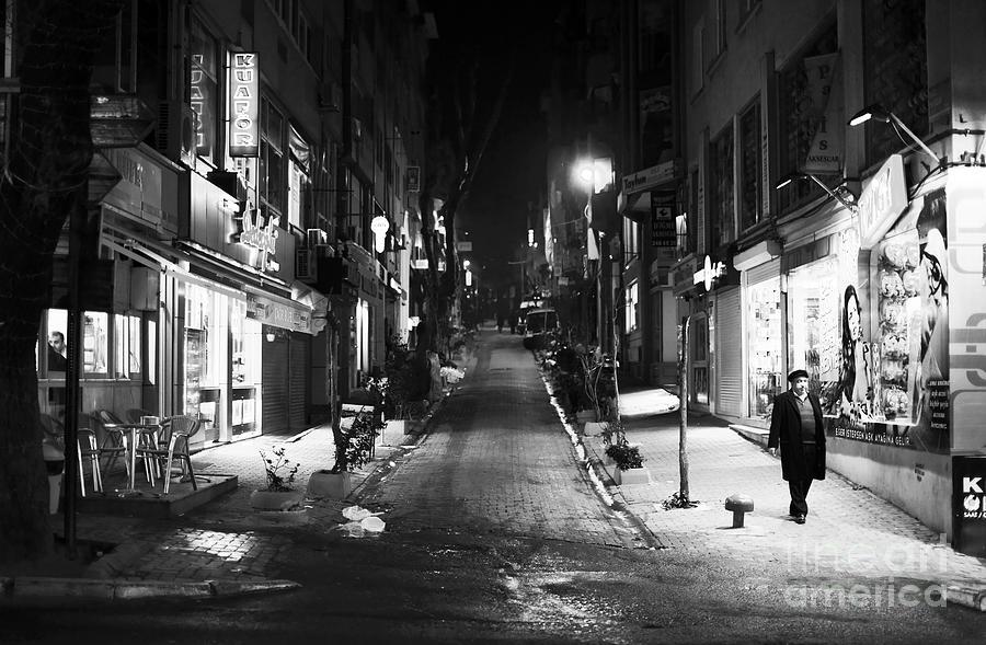 Nisantasi Street Photograph