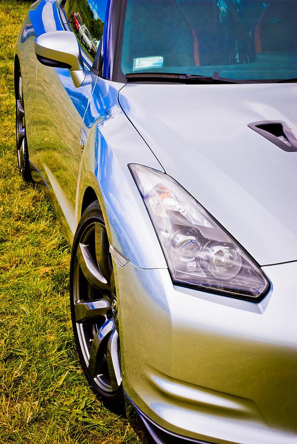 Nissan Gtr 2 Photograph