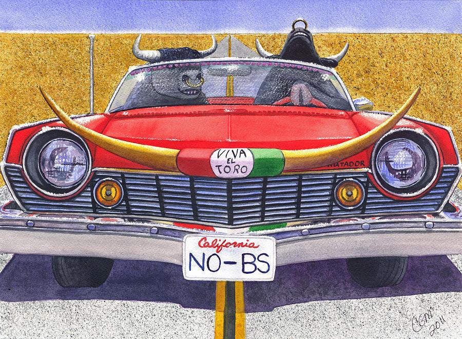 No B.s. Painting