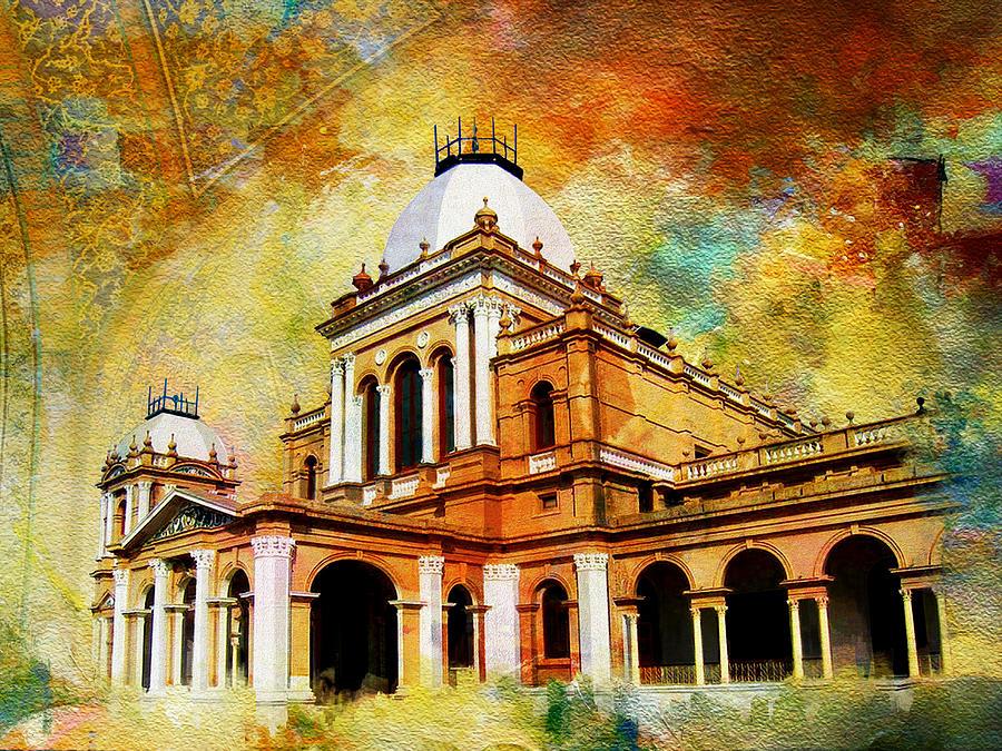 Noor Mahal Painting