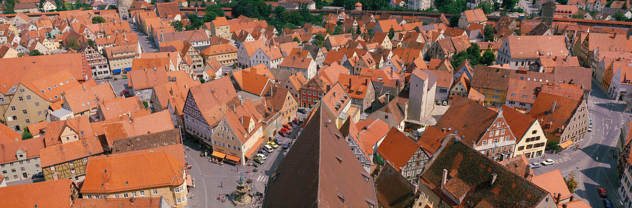 Nordlingen Germany  city images : Nordlingen Germany is a photograph by Panoramic Images which was ...