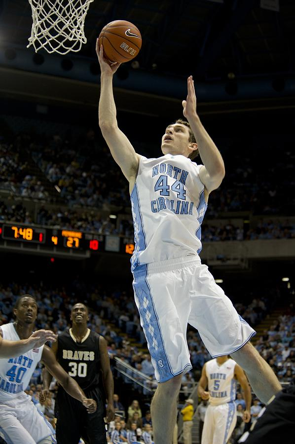 North Carolina Basketball Photograph
