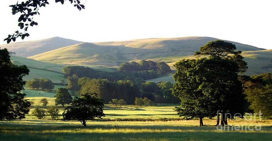 North Cumbrian Morning Photograph