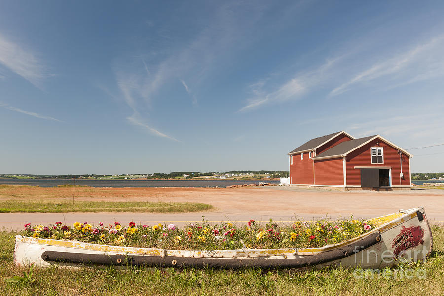 North Rustico Pei Photograph