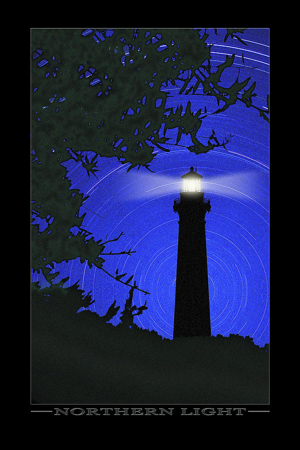 Northern Light Photograph  - Northern Light Fine Art Print