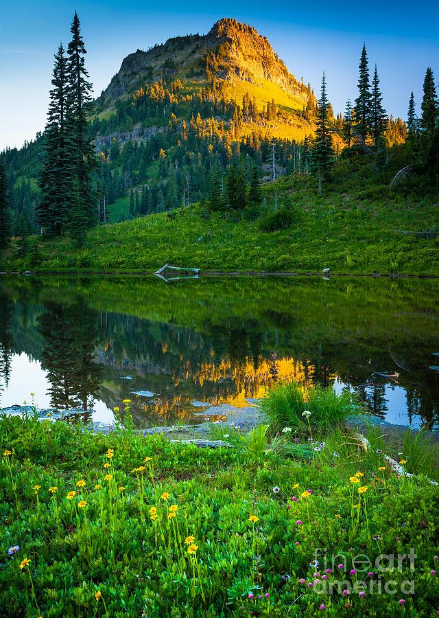 Northwest Sunrise Photograph